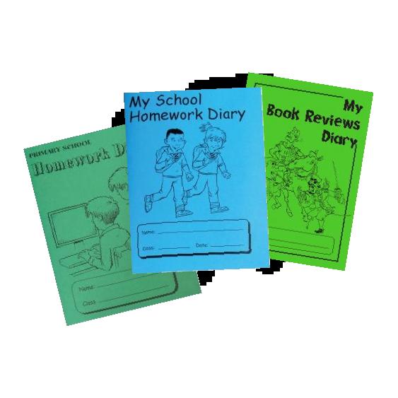 Homework Diaries & Pupil Diaries