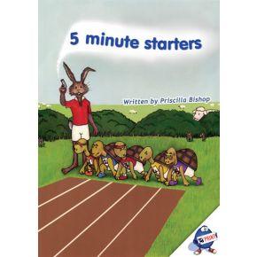 5-Minute Starters PDF