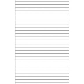 10mm Ruled Paper with Margins