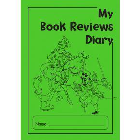 My Book Reviews Diary