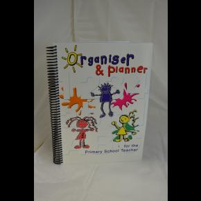 Primary School Teacher Organiser & Planner