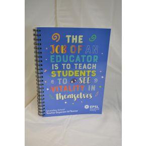 Secondary School Teacher Organiser & Planner