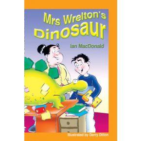 Mrs Wrelton's Dinosaur