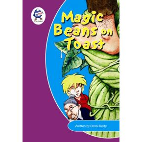 Magic Beans on Toast