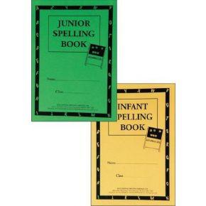 Infant & Junior Spelling Book