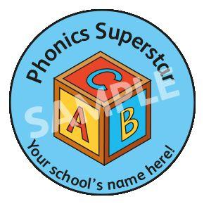 Phonic Superstar Sticker