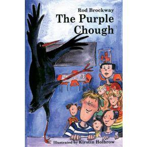 The Purple Chough A5 Book