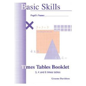 Basic Skills 2,5,10 - Suitable for 6-8 year olds