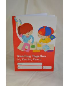 Reading Together, My Reading Record