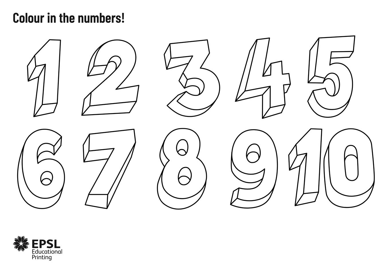 Colouring numbers