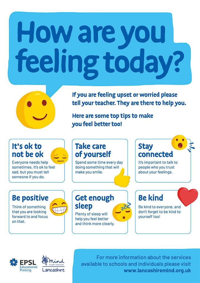 Secondary School Advice Poster