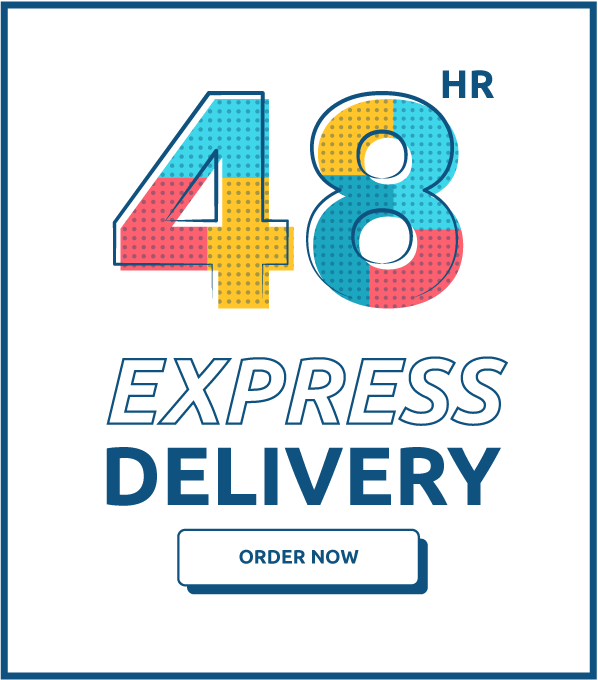 48 Hour Express Delivery