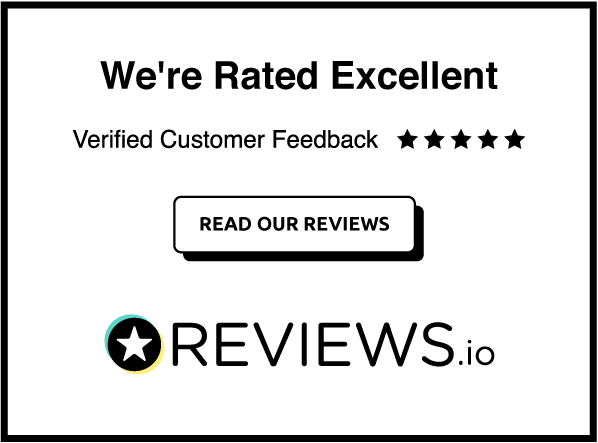 We're Rated Excellent